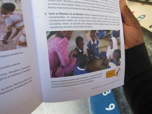 USADID report showing EdUKaid pre-primary class