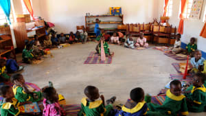 Improving Pre-primary across Mtwara