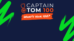 Join EdUKaid in the CaptainTom100 Challenge!